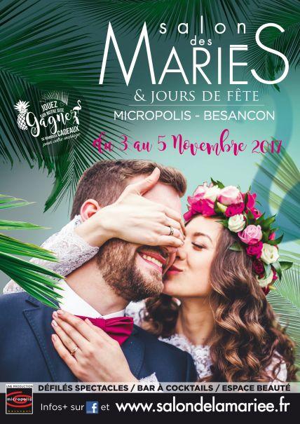 Affiche salon des Mariés