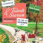 marché talents et saveurs micropolis besancon 2019