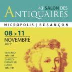 Salon des Antiquaires 2019 Micropolis